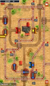 Addictive Wild West Rail Roads screenshot 18