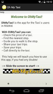 OhMyTaxi! screenshot 1