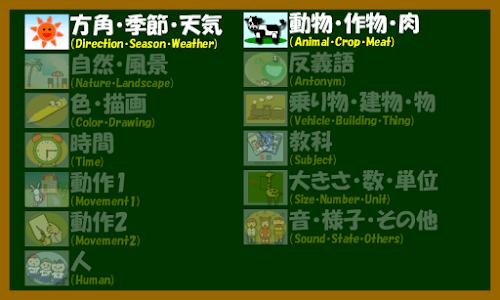 Japanese-kanji2(free) screenshot 8