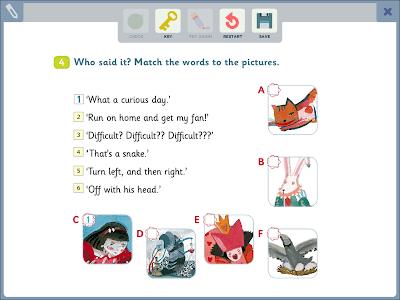 Alice in Wonderland - ELI screenshot 9