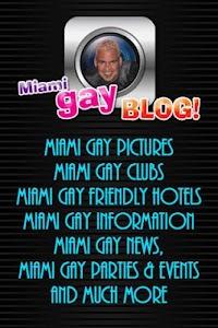 Miami Gay Blog screenshot 0