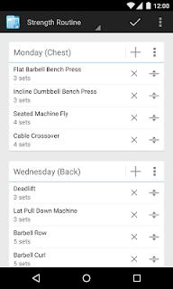 FitNotes - Gym Workout Log screenshot 07