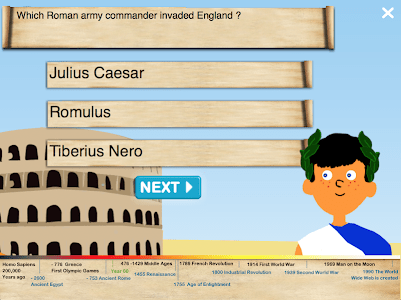 History Quiz for Kids screenshot 12