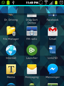 Launcher screenshot 3