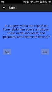 MGH ICD/PPM Periop Management screenshot 2