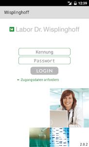 Labor Dr. Wisplinghoff screenshot 0