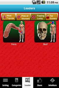3D Body Anatomy Doctor PRO screenshot 2