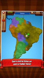 GeoFlight South America screenshot 2
