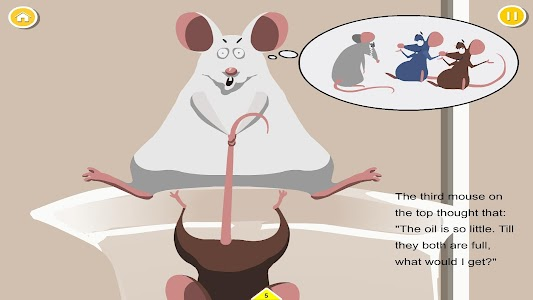 Mice Stealing Oil screenshot 2