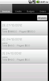 Invoice star   invoicing   Apps on Google Play Screenshot Image