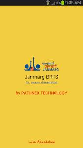 Janmarg BRTS Ahmedabad screenshot 0
