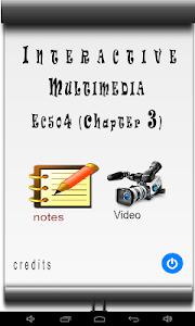INTERACTIVE MULTIMEDIA EC504 screenshot 0
