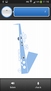 Pro Sax Fingerings screenshot 2