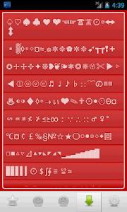 Emoji Kaomoji Emoticons screenshot 0