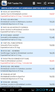 Indian Rail Guide screenshot 14
