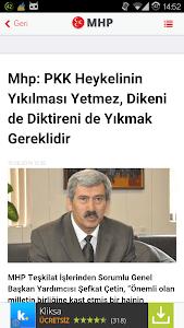 MHP Haberleri screenshot 4