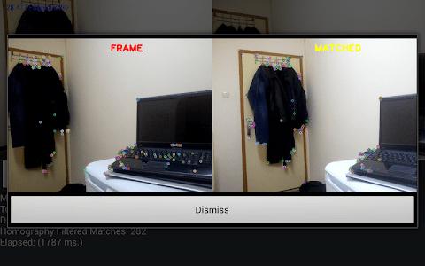 Image Matcher - OpenCV screenshot 2