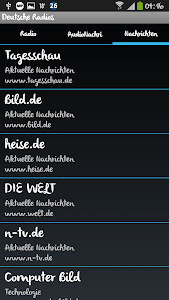 Deutsche Radios(German Radios) screenshot 2
