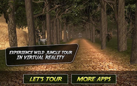 Wild Jungle Tour VR - Animals screenshot 3