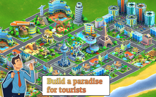 City Island: Airport Asia screenshot 03