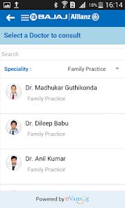 Bajaj Allianz Virtual Doctor screenshot 3