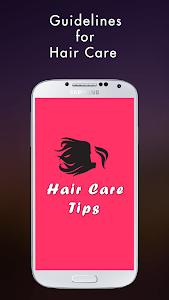 Hair Care Tips / Remedies screenshot 0