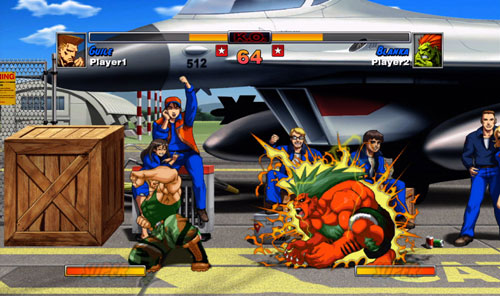 Street Fighter 2 HD
