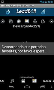 Breaking News Noticias España screenshot 2