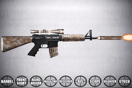 Assault Rifle Builder screenshot 12