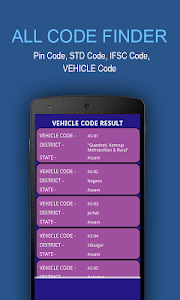 All Code Finder - India screenshot 5