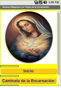 Virgen de la Encarnacion screenshot 0