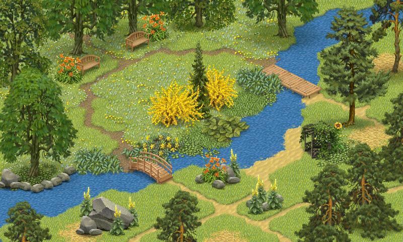 Landscape Design Games