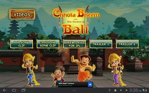 Chhota Bheem Bali Movie Clips screenshot 1