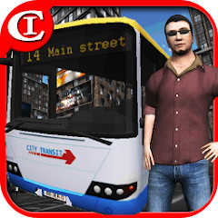 latest version Bus Drive Speed Simulator 2017 download