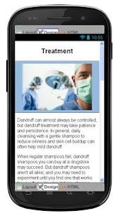 Dandruff Disease & Symptoms screenshot 6
