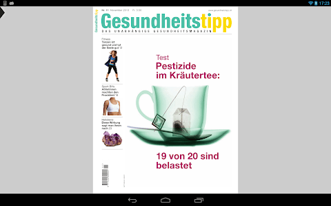 Gesundheits Tipp screenshot 2