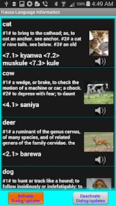 Speak and Write Hausa Language screenshot 2