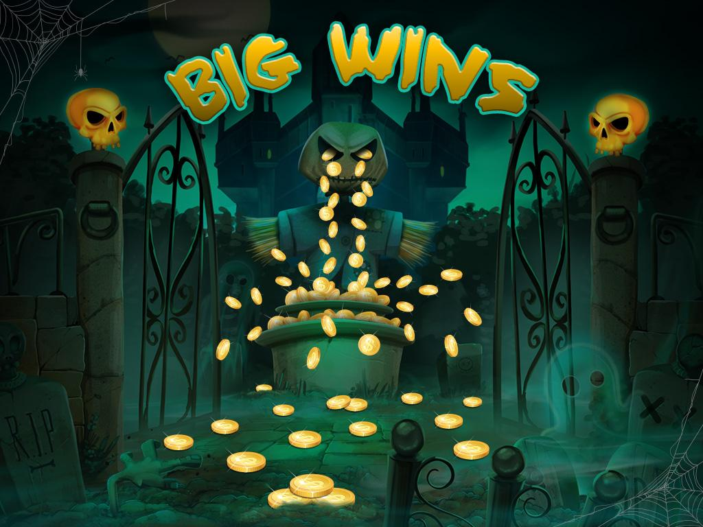 witches halloween slots