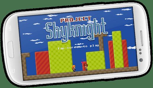 Project Shyknight screenshot 0