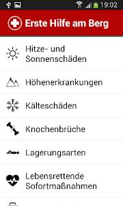 Erste Hilfe am Berg screenshot 2