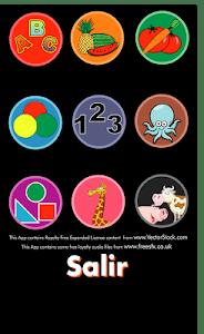 SPANISH FLASHCARDS FOR BABIES screenshot 7