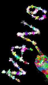 Draw Flowers Names shapes art screenshot 7