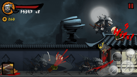 Ninja Revenge   Apps on Google Play Screenshot Image