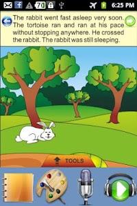 Tortoise and Rabbit - Story screenshot 1