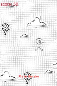 Arrow Stickman: Fly Like Plane screenshot 3