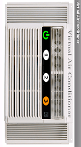 Virtual Air Conditioner screenshot 3
