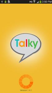 Talkyfone screenshot 0