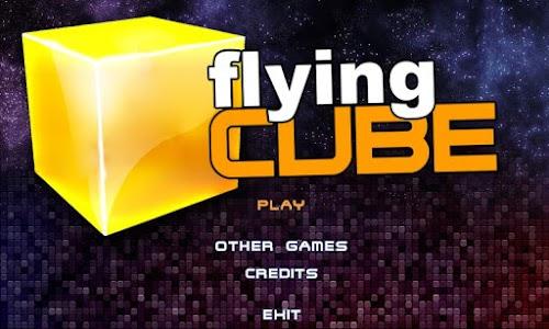 Flying Cube screenshot 0