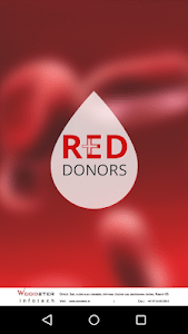 RED DONORS‏ screenshot 0