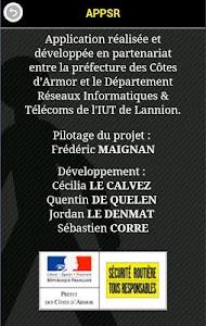 APPSR  Appli Sécurité Routière screenshot 7